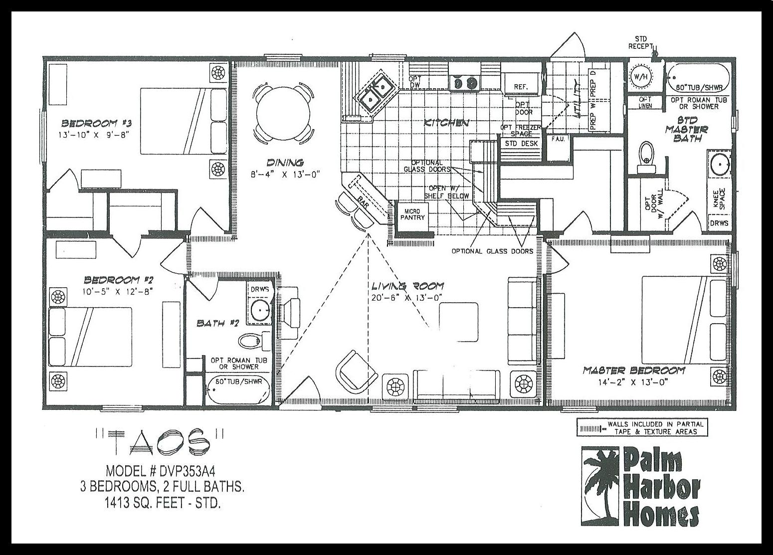Trailer park homes plans home design and style for Rv park blueprints