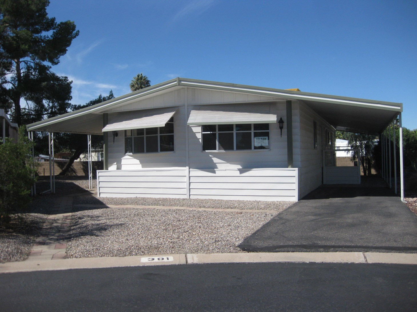 Used double wide mobile homes pictures to pin on pinterest for Large modular homes