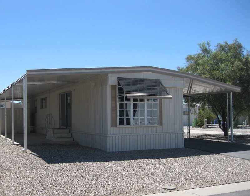 1972 Bradford Lot 320 Desert Pueblo Mobile Home Park