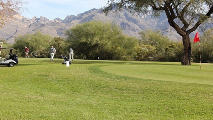 Quail Canyon Golf Course
