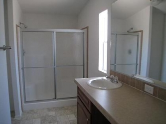 Master Bath - 2007 Palm Harbor Lot 418