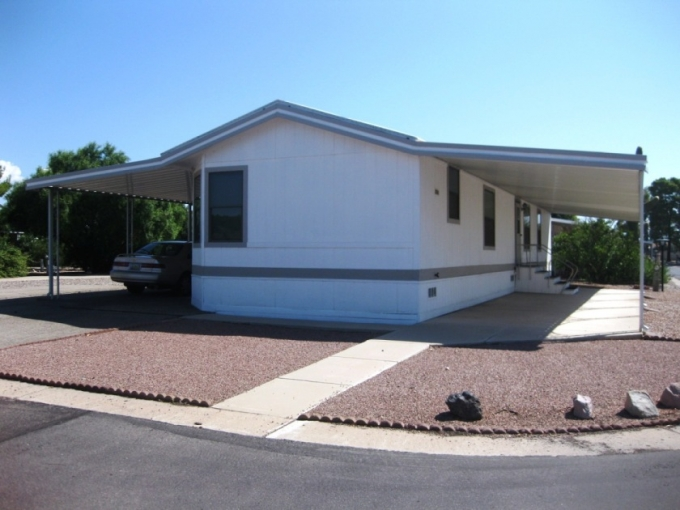 1990 Schult Homes Corp Lot 73 Desert Pueblo Mhp