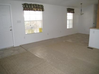 Living Room - 2007 Palm Harbor Lot 353