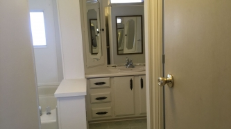 Bathroom - 1979 Schult Homes Corp. Lot 240